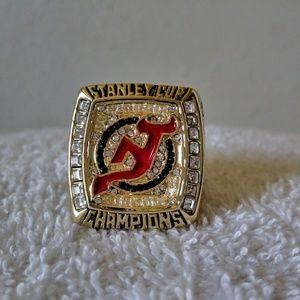 New Jersey Devils 2003 Championship Ring
